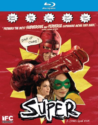 Super [Blu-ray] DVD