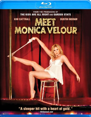 Meet Monica Velour [Blu-ray] DVD