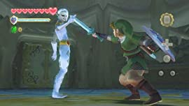 Screenshot: The Legend of Zelda: Skyward Sword