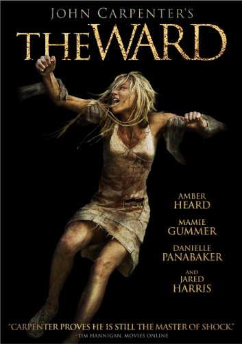 John Carpenter's the Ward DVD