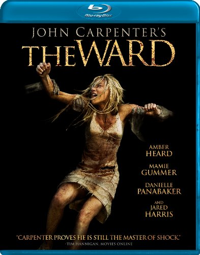 John Carpenter's the Ward [Blu-ray] DVD