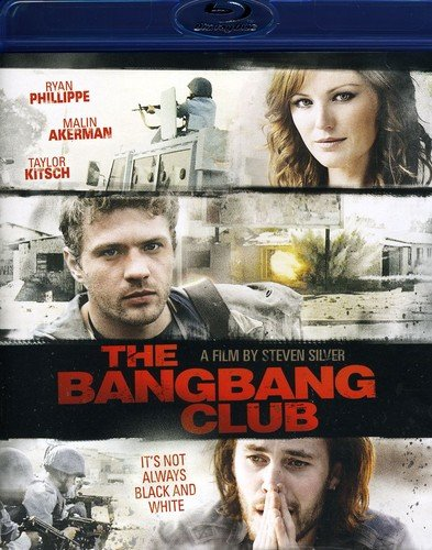 The Bang Bang Club [Blu-ray] DVD