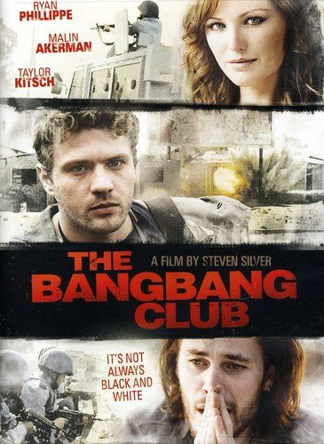 The Bang Bang Club DVD
