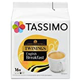 Product Image of Tassimo Twinings English Breakfast Tea 16 servings (Pack of...