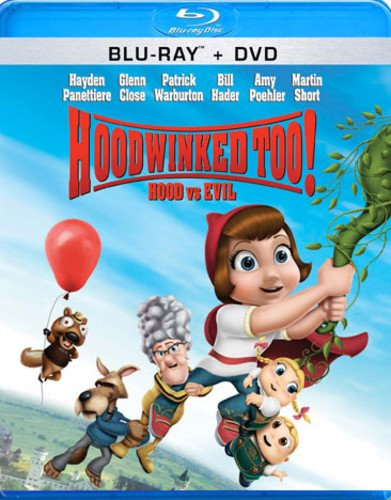 Hoodwinked Too: Hood Vs Evil [Blu-ray] DVD