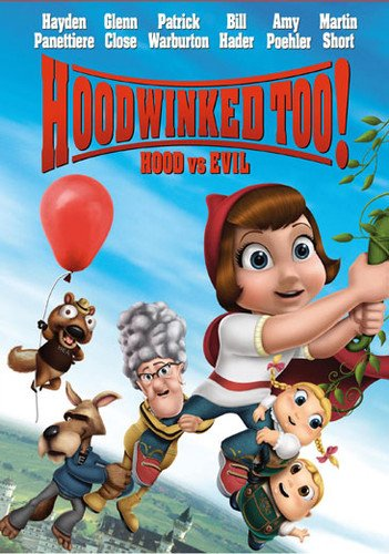 Hoodwinked Too: Hood Vs Evil DVD
