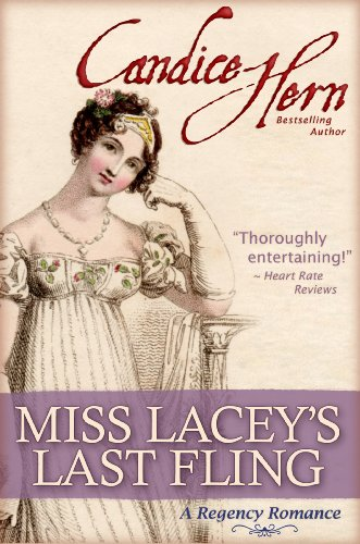 Book Miss Lacey's Last Fling