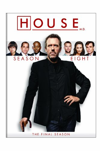 House, M.D.: Season Eight DVD
