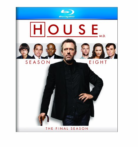 House, M.D.: Season Eight [Blu-ray] DVD