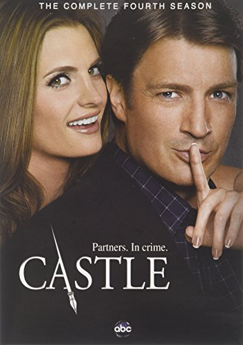 Castle: The Complete Fourth Season DVD