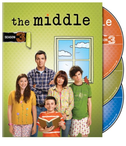 The Middle: The Complete Third Season DVD