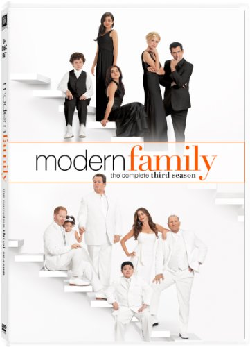 Modern Family: The Complete Third Season DVD