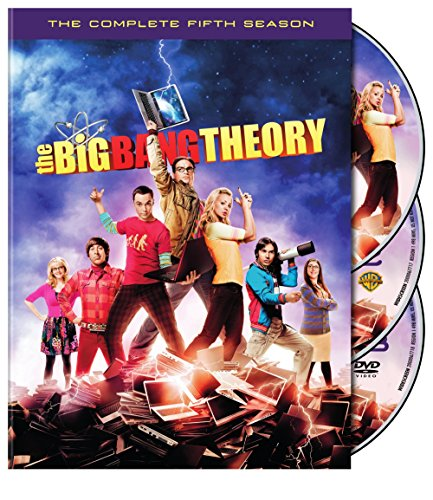 The Big Bang Theory: The Complete Fifth Season DVD