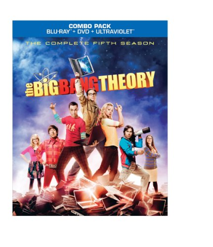 The Big Bang Theory: The Complete Fifth Season [Blu-ray] DVD