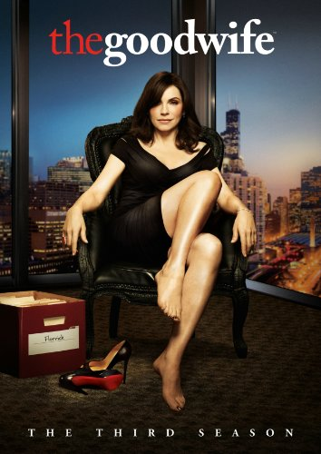 The Good Wife: The Third Season DVD