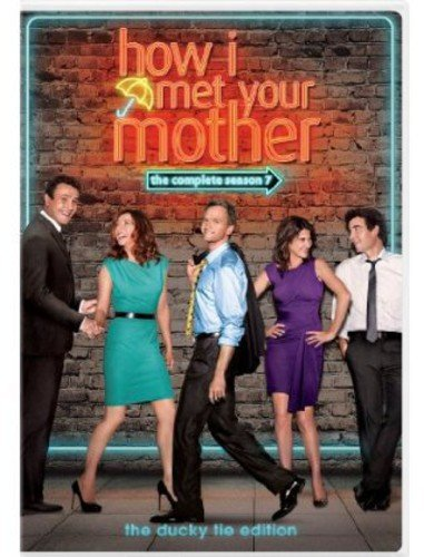 How I Met Your Mother: The Complete Seventh Season DVD