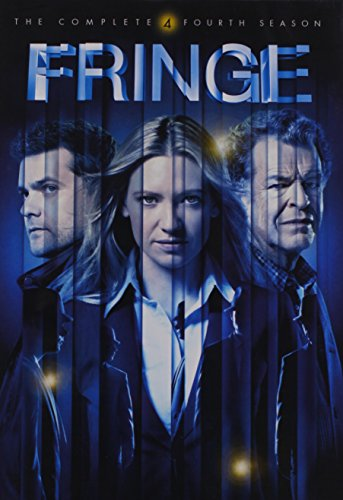 Fringe: The Complete Fourth Season DVD