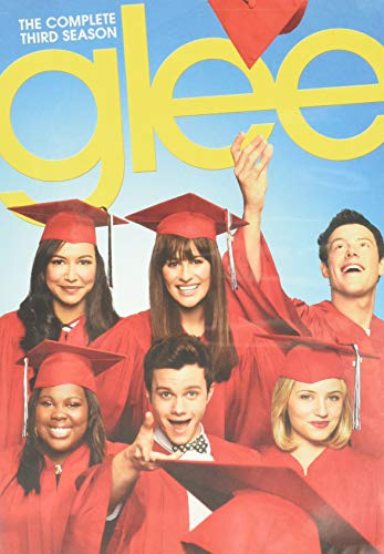Glee: The Complete Third Season DVD