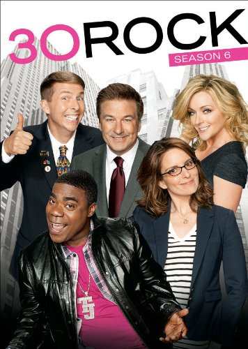 30 Rock: Season Six DVD
