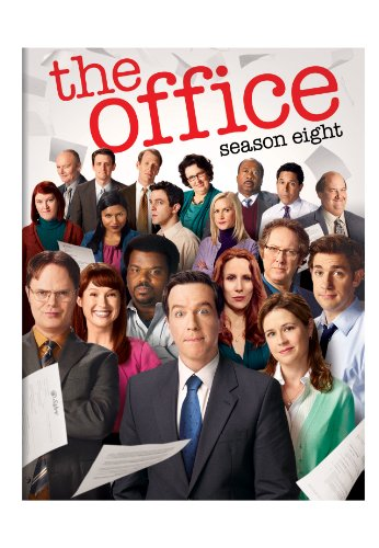 The Office: Season Eight DVD