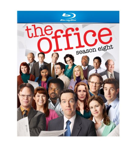 The Office: Season Eight [Blu-ray] DVD