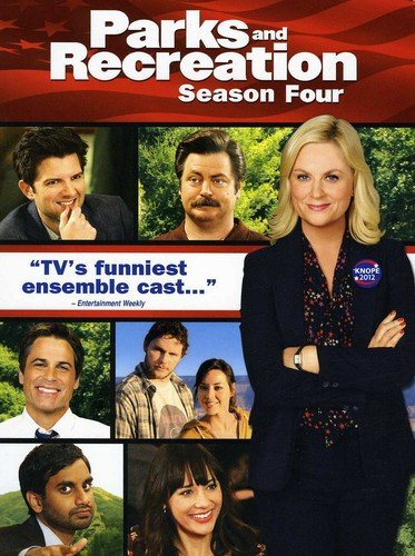Parks and Recreation: Season Four DVD