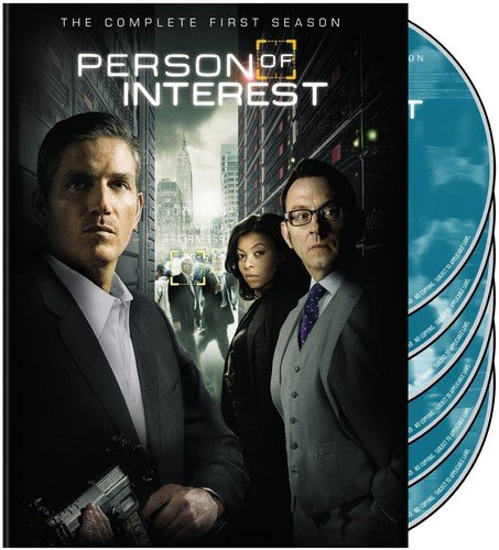 Person of Interest: Season One DVD