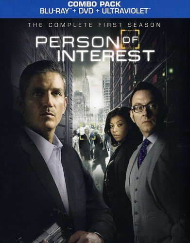 Person of Interest: Season One [Blu-ray] DVD