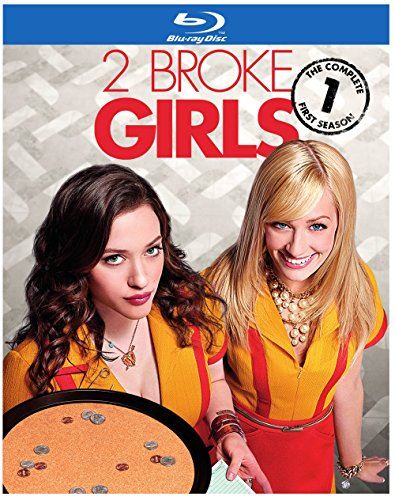 2 Broke Girls: The Complete First Season [Blu-ray] DVD