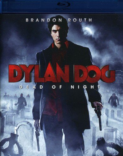 Dylan Dog: Dead of Night [Blu-ray] DVD