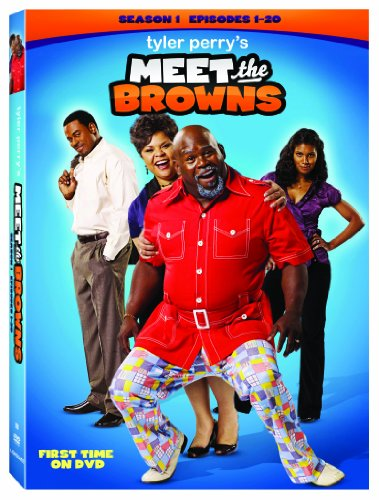 Meet The Browns: Season One DVD