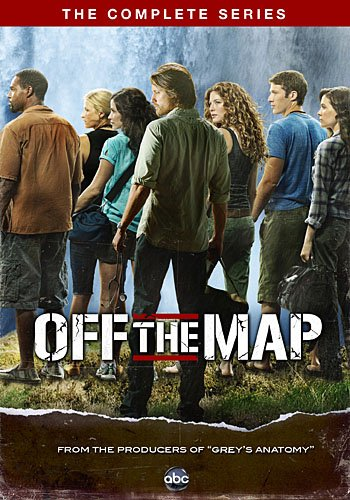Off The Map: The Complete Series DVD