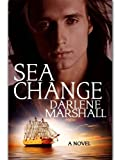 Sea Change Cover - the hero has a four foot divot in his chin