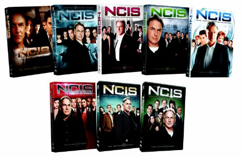 Ncis: Eight Season Pack DVD
