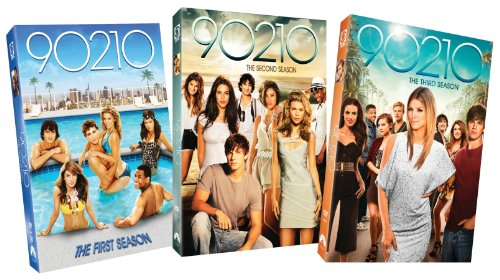 90210: 3 Season Pack DVD