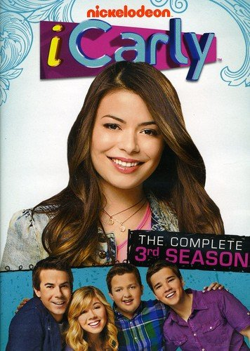 Icarly: Complete 3rd Season DVD