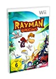 Rayman Origins: Nintendo Wii: Amazon.de: Games cover