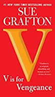 Book Cover: V is for Vengeance by Sue Grafton