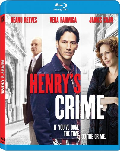 Henry's Crime [Blu-ray] DVD