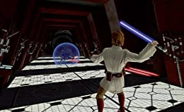 Screenshot: Kinect Star Wars