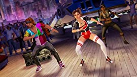 Screenshot: Dance Central 2