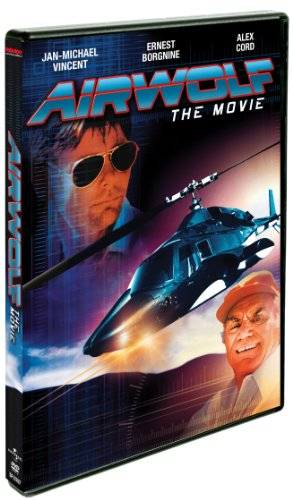 Airwolf: The Movie cover
