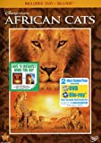 Disneynature: African Cats (Two-Disc Blu-ray / DVD Combo in DVD Packaging)