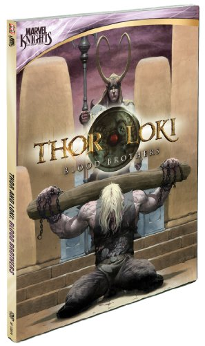 Thor & Loki: Blood Brothers cover
