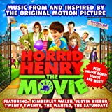 Horrid Henry: The Movie Soundtrack