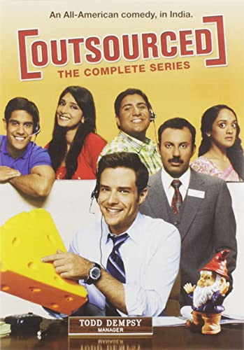 Outsourced: The Complete Series DVD