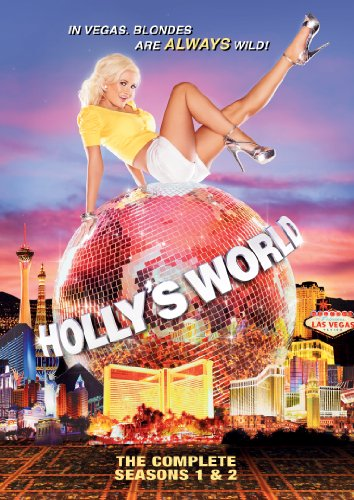 Holly's World: Seasons 1 & 2 DVD