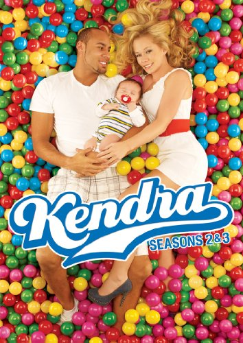 Kendra: Seasons 2 & 3 DVD