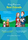 4 Molly Moccasins Adventure Story and Activity Books: Best Friends
