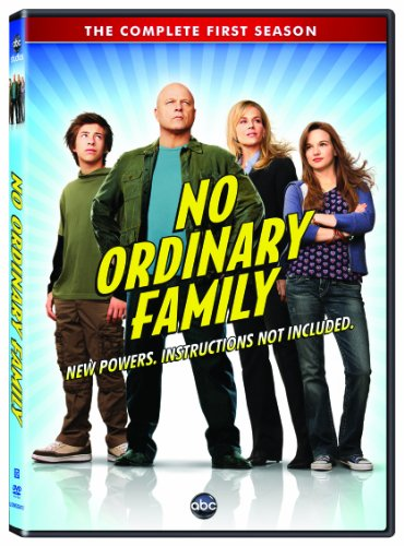 [Multi] No Ordinary Family -Saison 01[Complete]